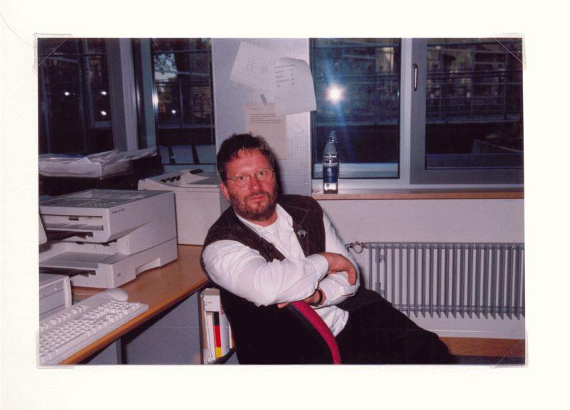 Nr. 75 Rainer Schobeß, Funkhaus Schwerin
