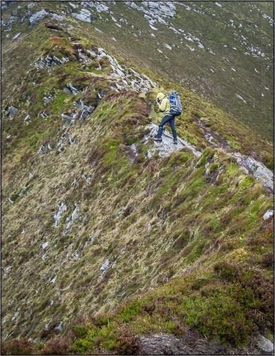 Ireland, Éire, Trekking