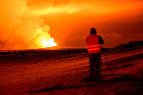 Holuhraun, Nornahraun, Eruption, Baugur, Jens Bachmann, lava, askja, bárðarbunga, bardarbunga
