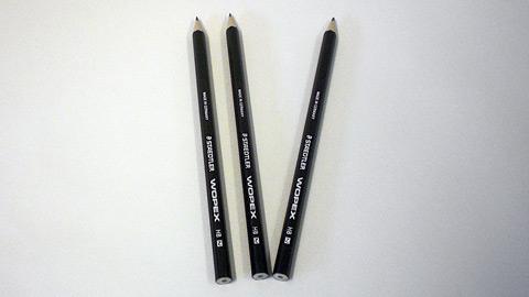 Bleistift HB  1,00€