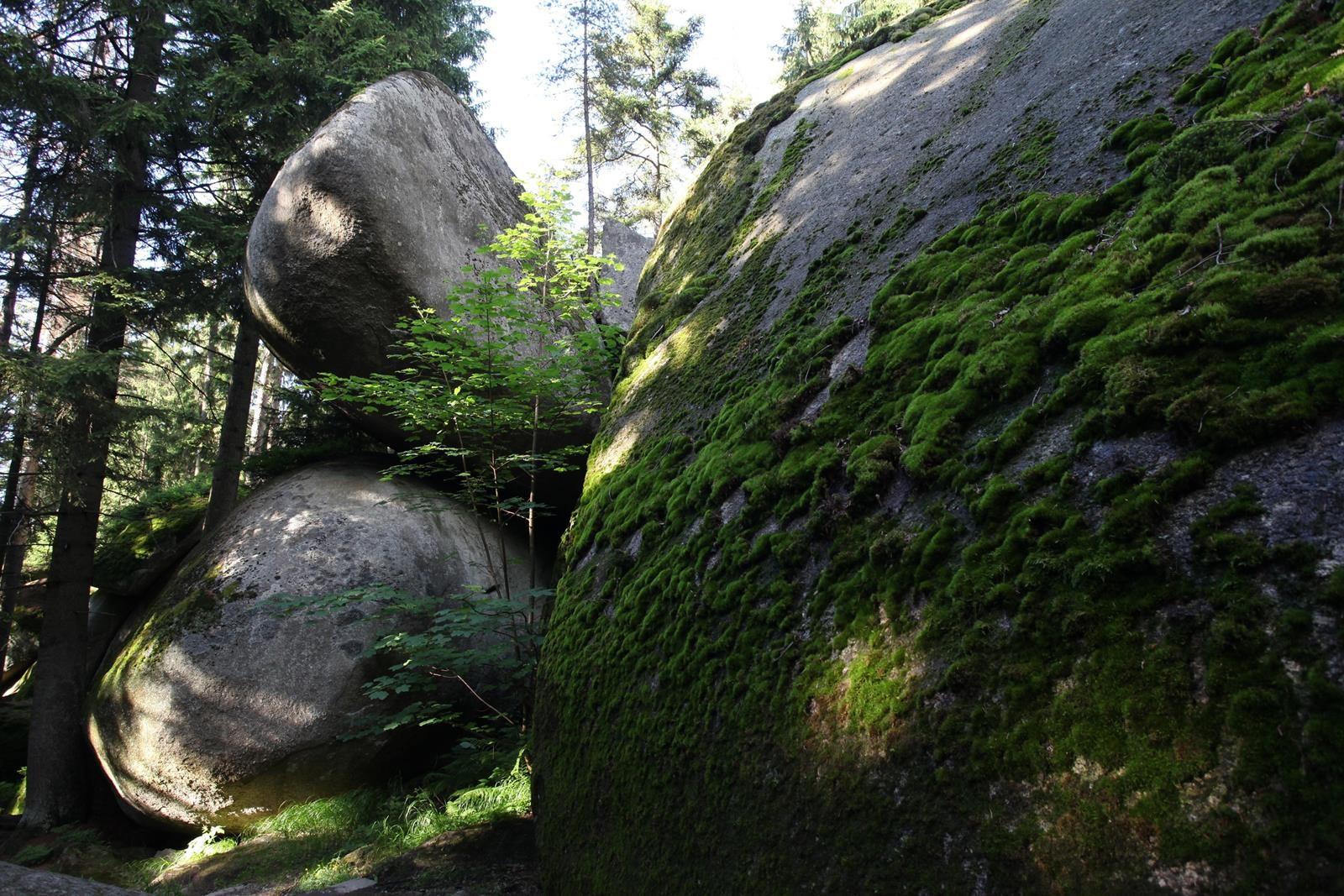 Felsenlabyrint Luisenburg Wunsiedel