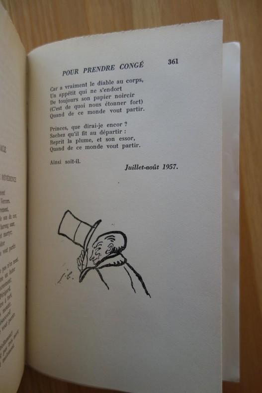 Vercors, P.P.C. ou Le Concours de Blois, Albin Michel, 1957, édition originale, livre rare