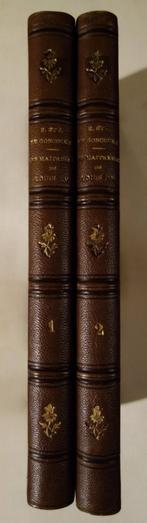 Edmond et Jules GONCOURT, Les Maîtresses de Louis XV, Didot, 1860, édition originale, livre rare
