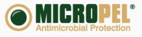 信頼の抗菌仕様Micropel