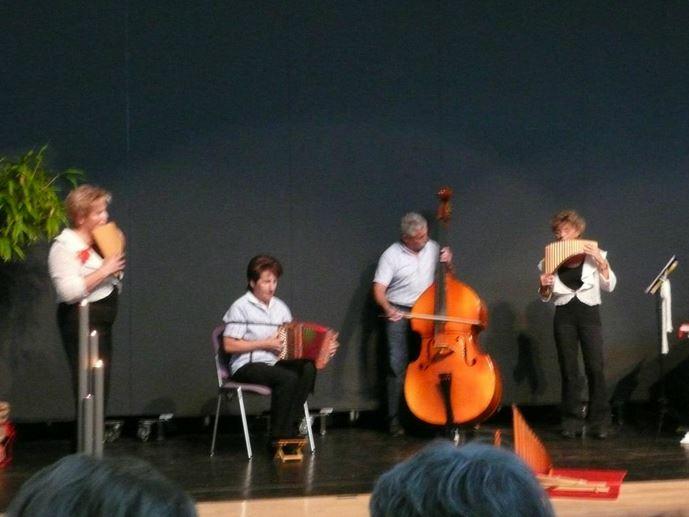 Konzert im Lorzensaal