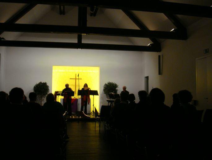 Weihnachtskonsert 2011 mit Schülern Küssnacht am Rigi