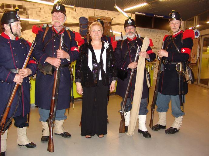 150 Jahr Artillerieverein Luzern 2011