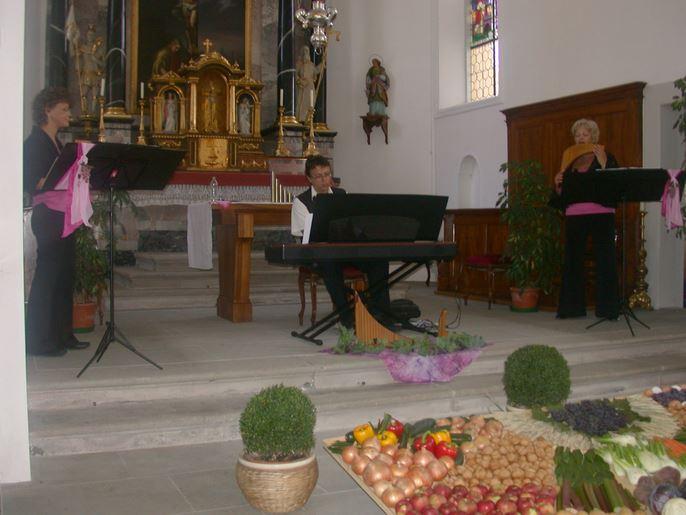 Erntedankfest 2007 Niederwil /ZG