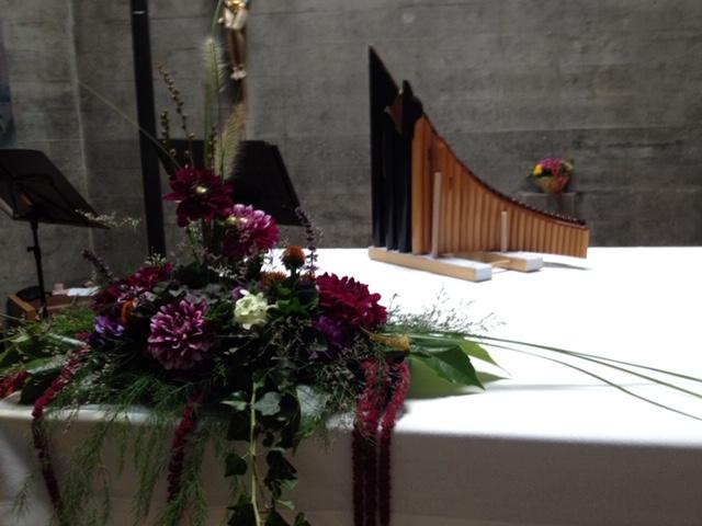 Gottesdienst in der Kapelle  Grossfeld  Kriens