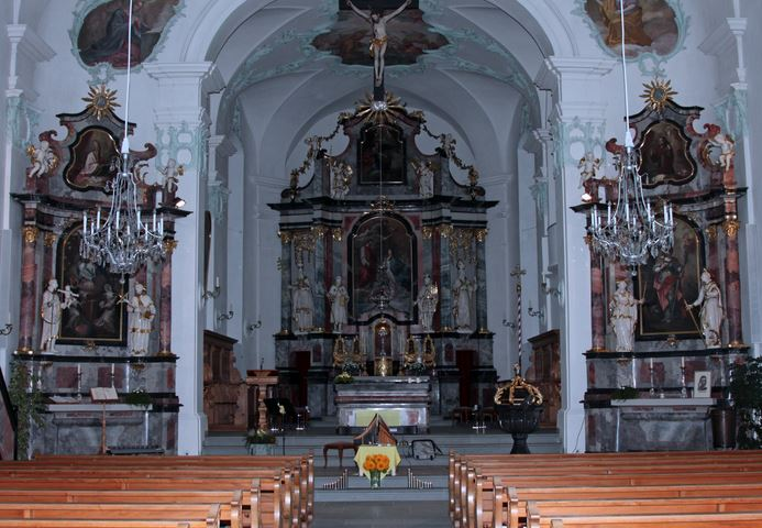 Kath.Kirche in Dietwil