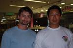 Mit Sifu Sunny So, der letzte Todai von Großmeister Tang Yick