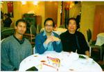 Abendessen mit GM Leung Ting Und Sifu Tam Hung Fan
