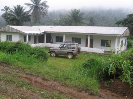Rural Medical Clinic near Bamenda