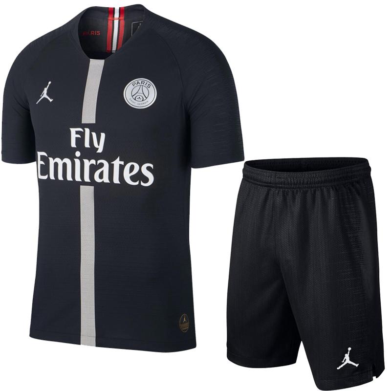Buy Jordan Psg Shirt Black Cheap Online