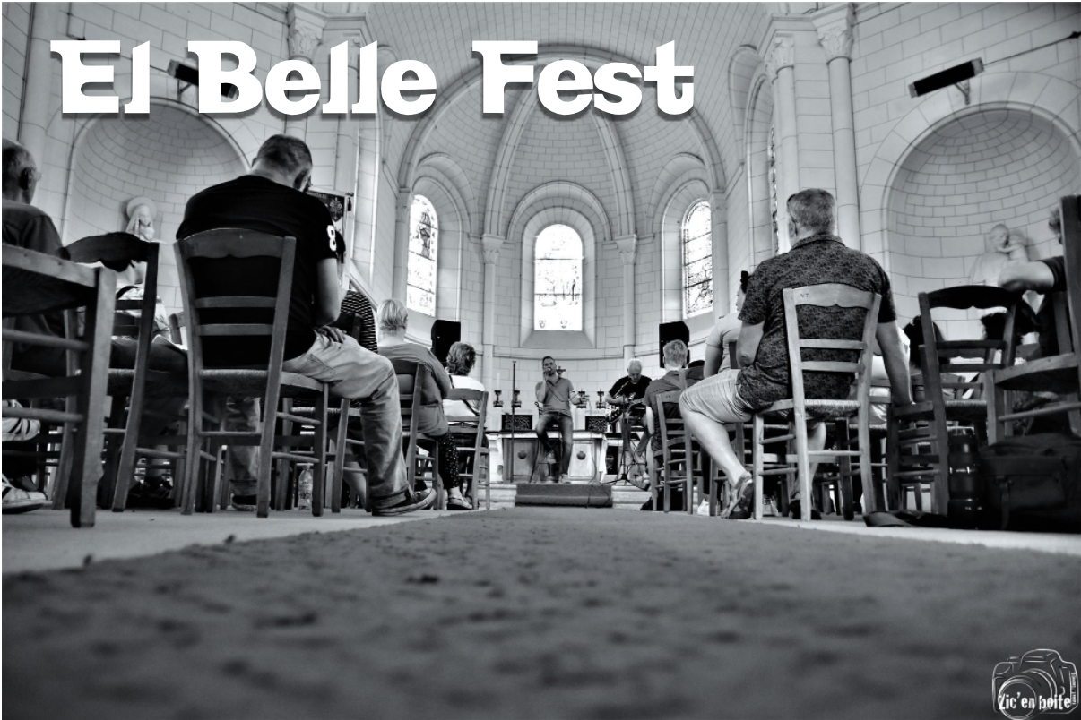 Ouverture du El Belle Fest dans l'Eglise du village