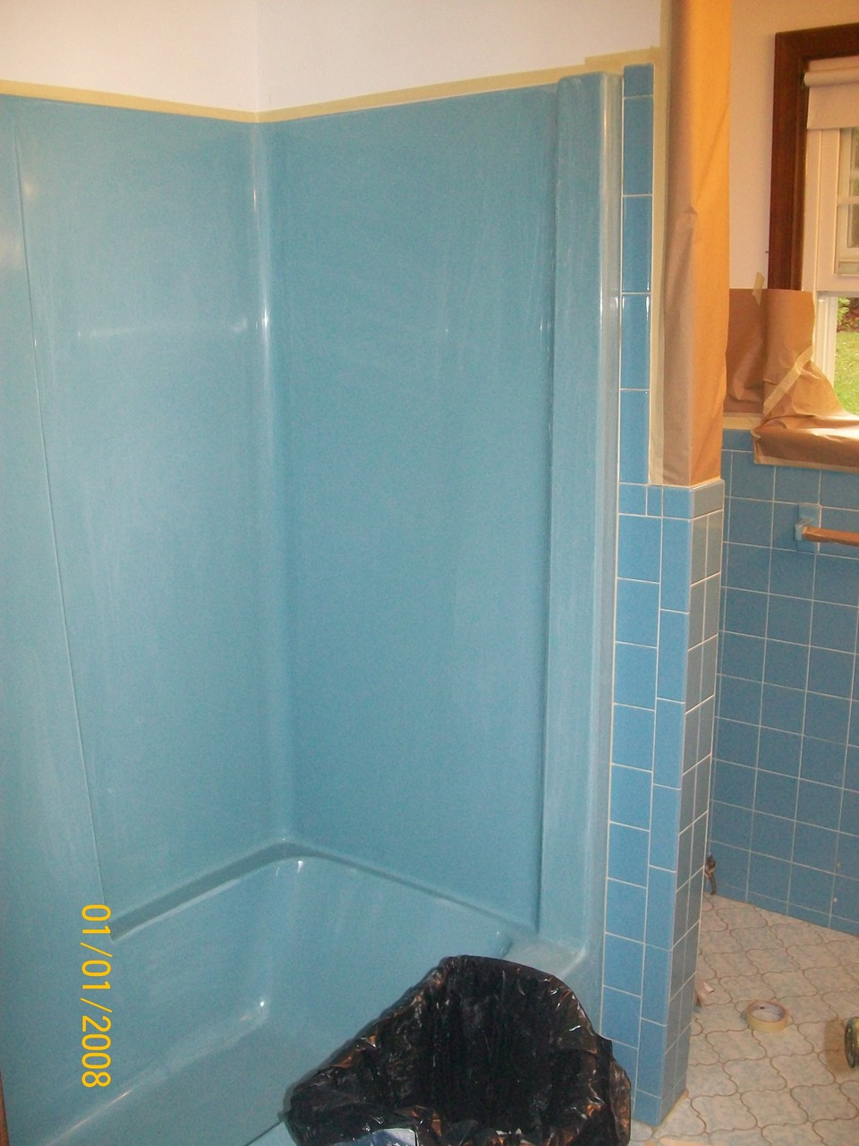 Fancy Reglazed Tub Vignette - Bathtub Ideas - dilata.info