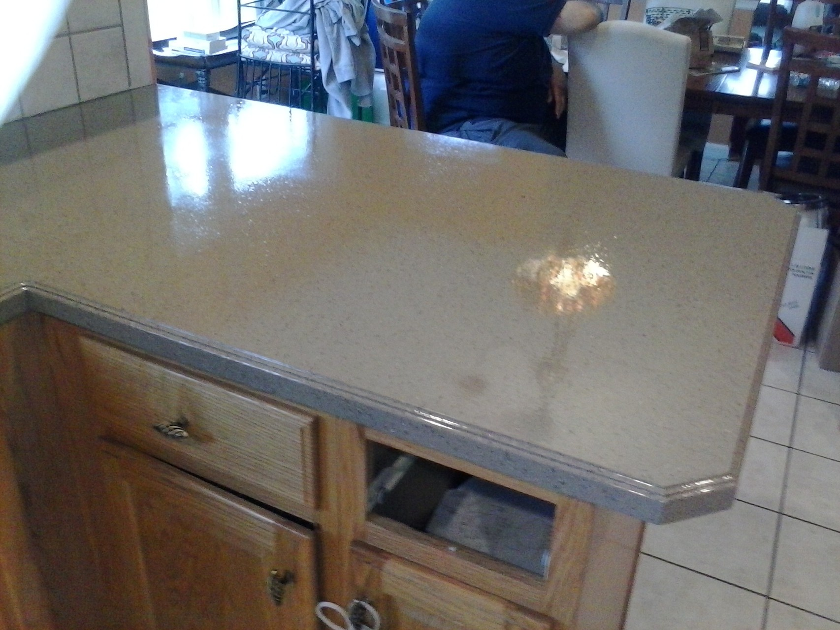 Countertop Resurfacing Dennie S Resurfacing Tub Amp Tile Reglazing Refinishing Restoration
