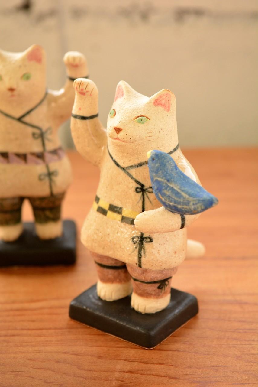 鳥飼猫 古代