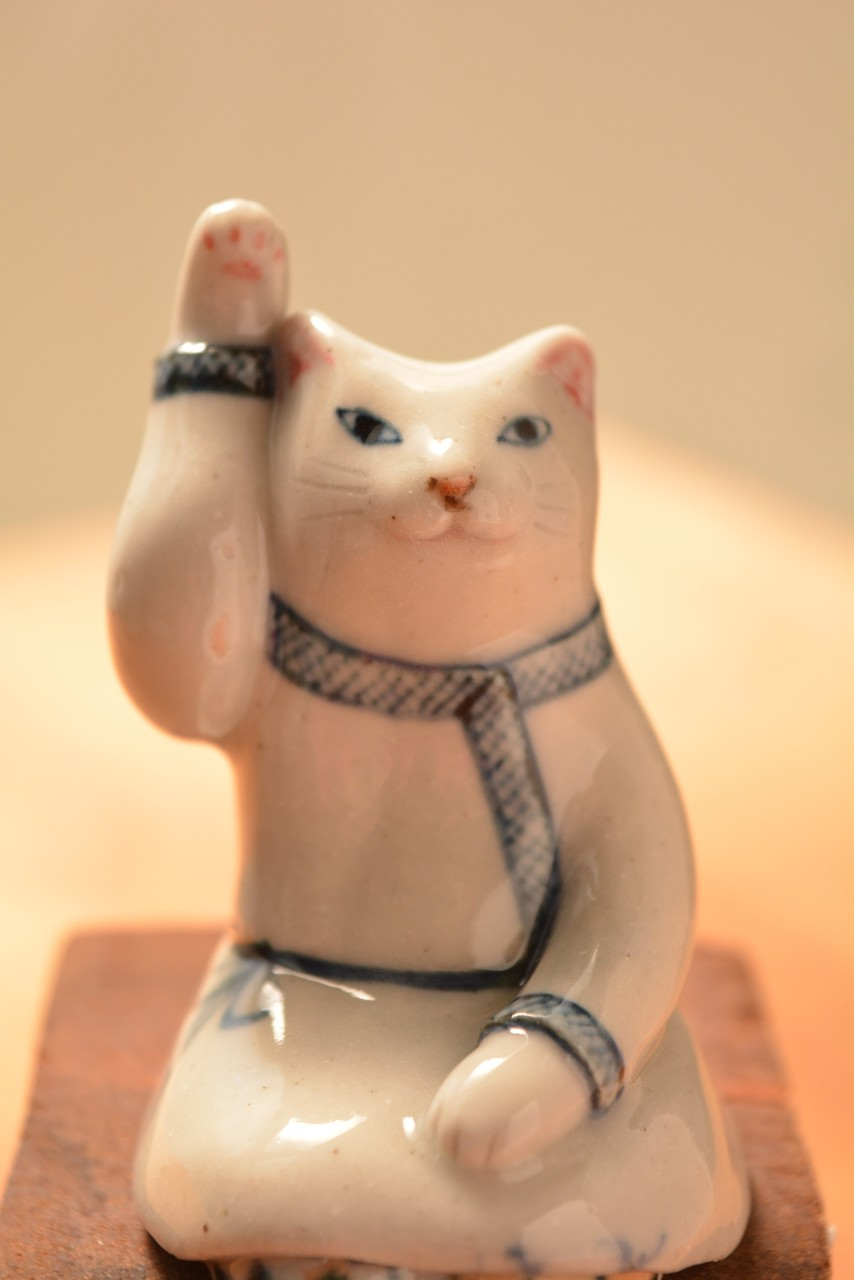 古代猫 部分