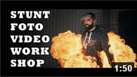 STUNT FOTO & VIDEO WORKSHOP