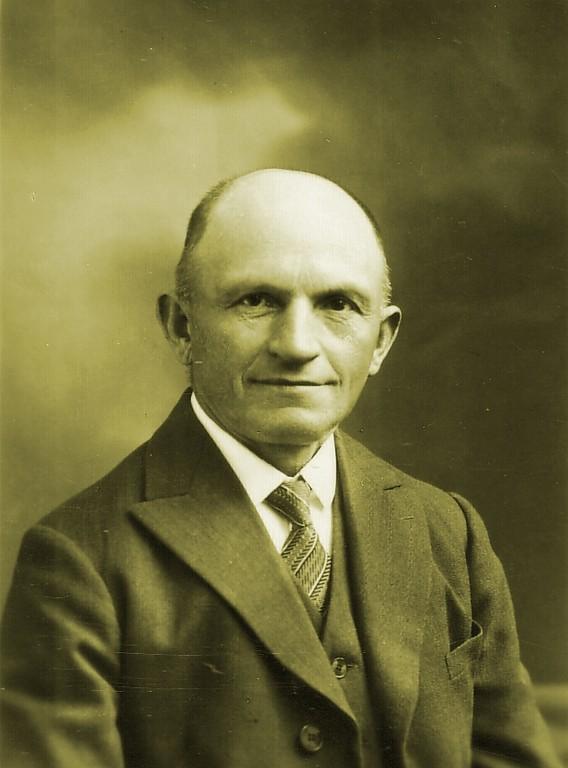 Firmengründer Wilhelm Schmacke