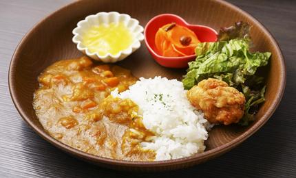 豆屋珈琲店_お子さまカレー
