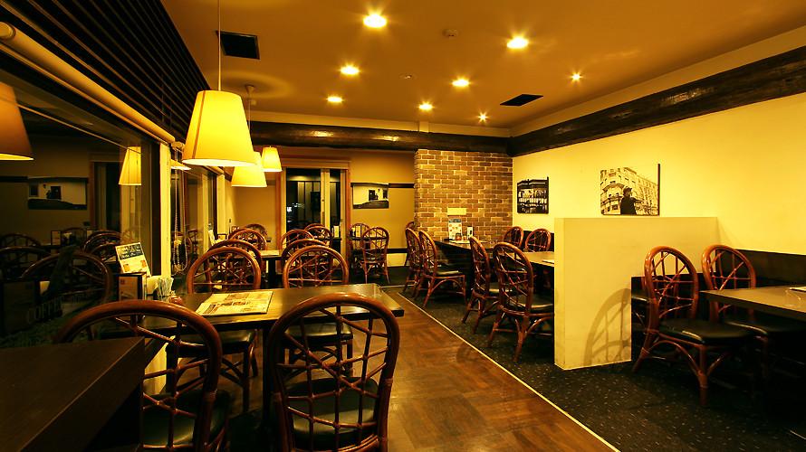 豆屋珈琲店_喫煙席1