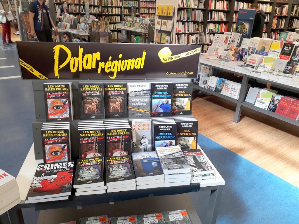 Opération Polar régional à Cultura Mondeville
