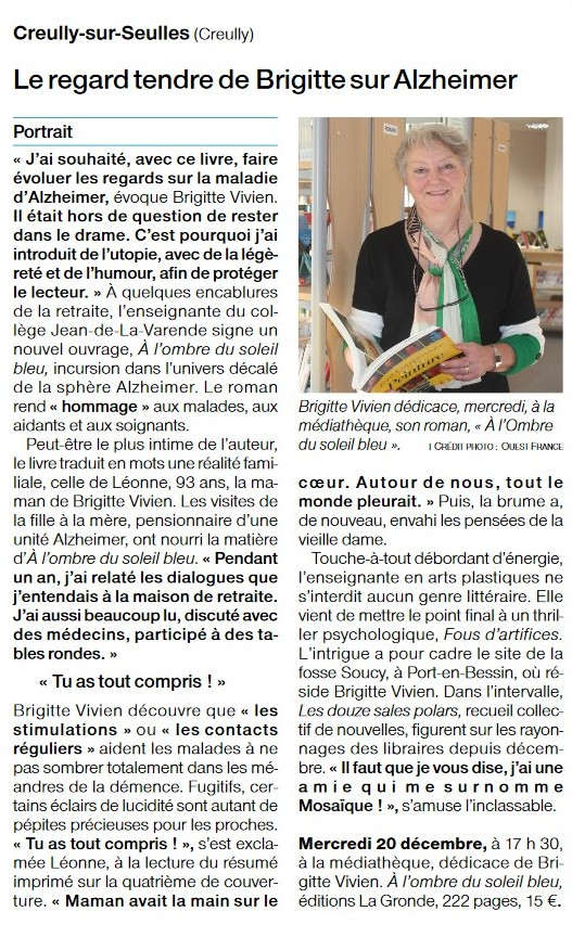 Ouest-France 19/12/2017