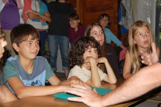 Familienfreizeit - Spaß mit Zaubertricks