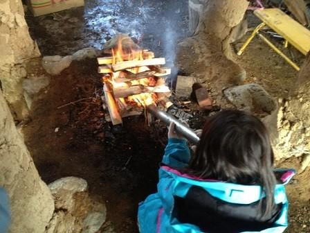 Eltern-Kind-Camp März 2013