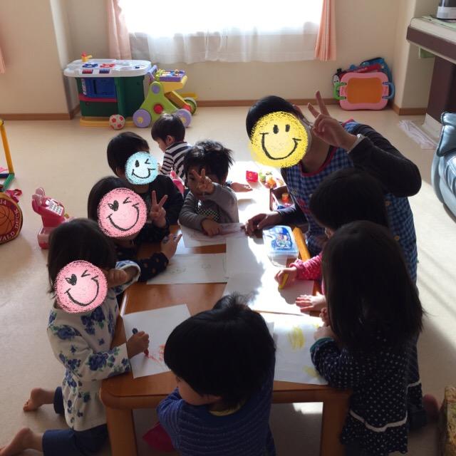 スタッフブログ 託児所から最後の投稿 写真5