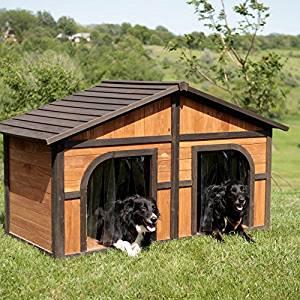 Merry Produkte Duplex Dog House Extra groß