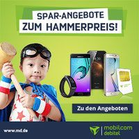 Mobilcom Debitel günstig Erfahrungen Handyvertrag Prepaid SIM Card Test