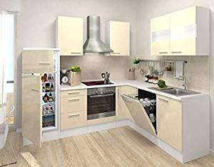 respekta Küche Einbauküche Küchenzeile