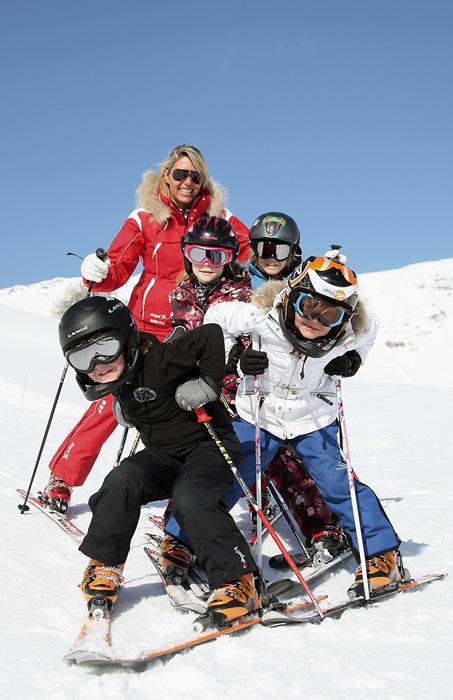 ski scolaires ecole corse