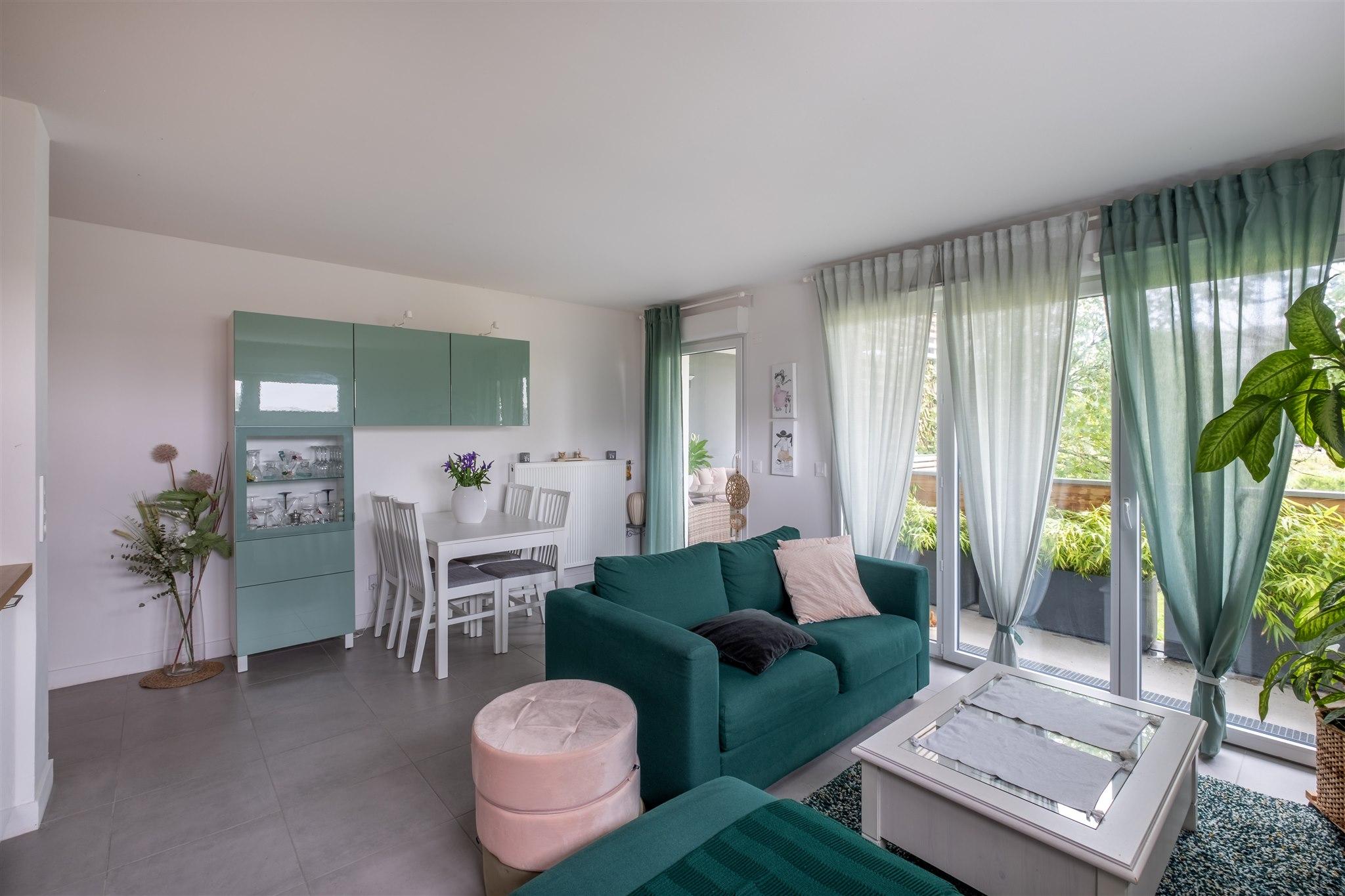 Décoration d'un appartement par MP intérieurs - Mérignac