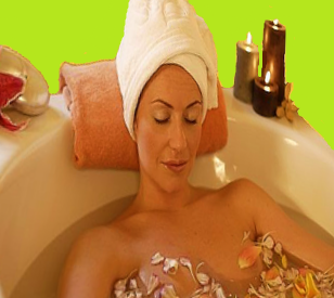 Лечебные ванны для тела