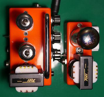 DIY small tube guitar amplifier head