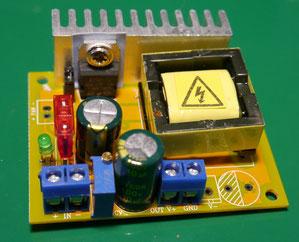 45-390V Boost Converter Module
