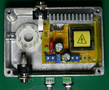 45-390V Boost Converter Module + TD7-10-3