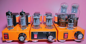 PCL82 SE AMP / 10GF7A SE AP / 1626 SE AMP