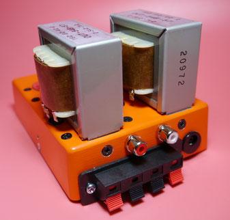 DIY-Audio 10GF7A tube Amp 真空管ステレオアンプ自作