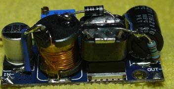 XL6009 Flyback converter 200V