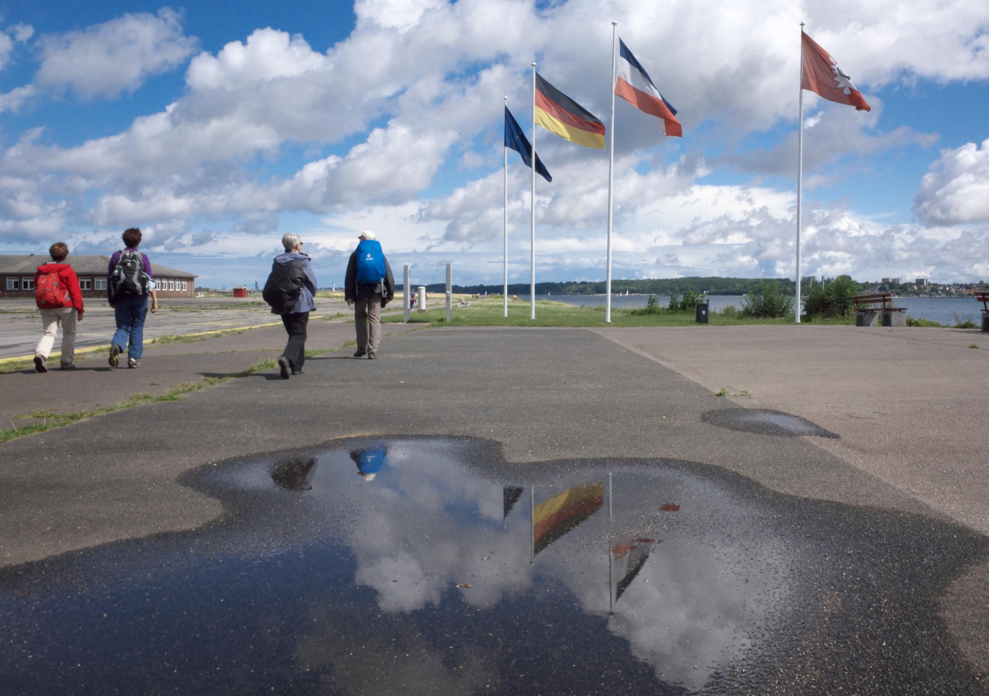 Das ehemalige MFG 5 -Areal in Kiel am 06.08.2016