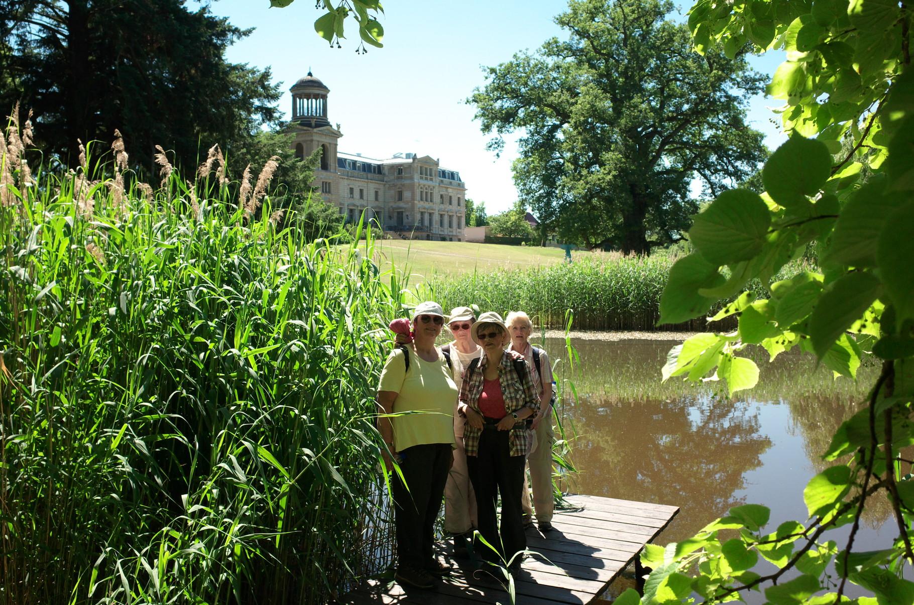Schloss Kaarz am 01.07.2015