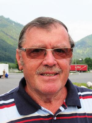 Hermann Kogler feiert eine einen runden Geburtstag