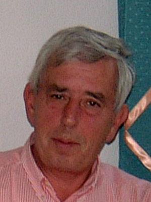 Gottfried Berger feiert einen halbrunden Geburtstag