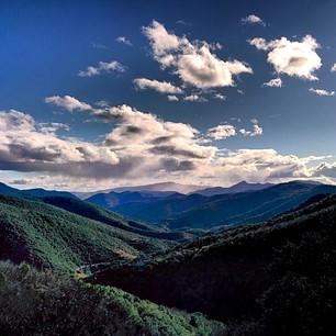 La vallée #montagne