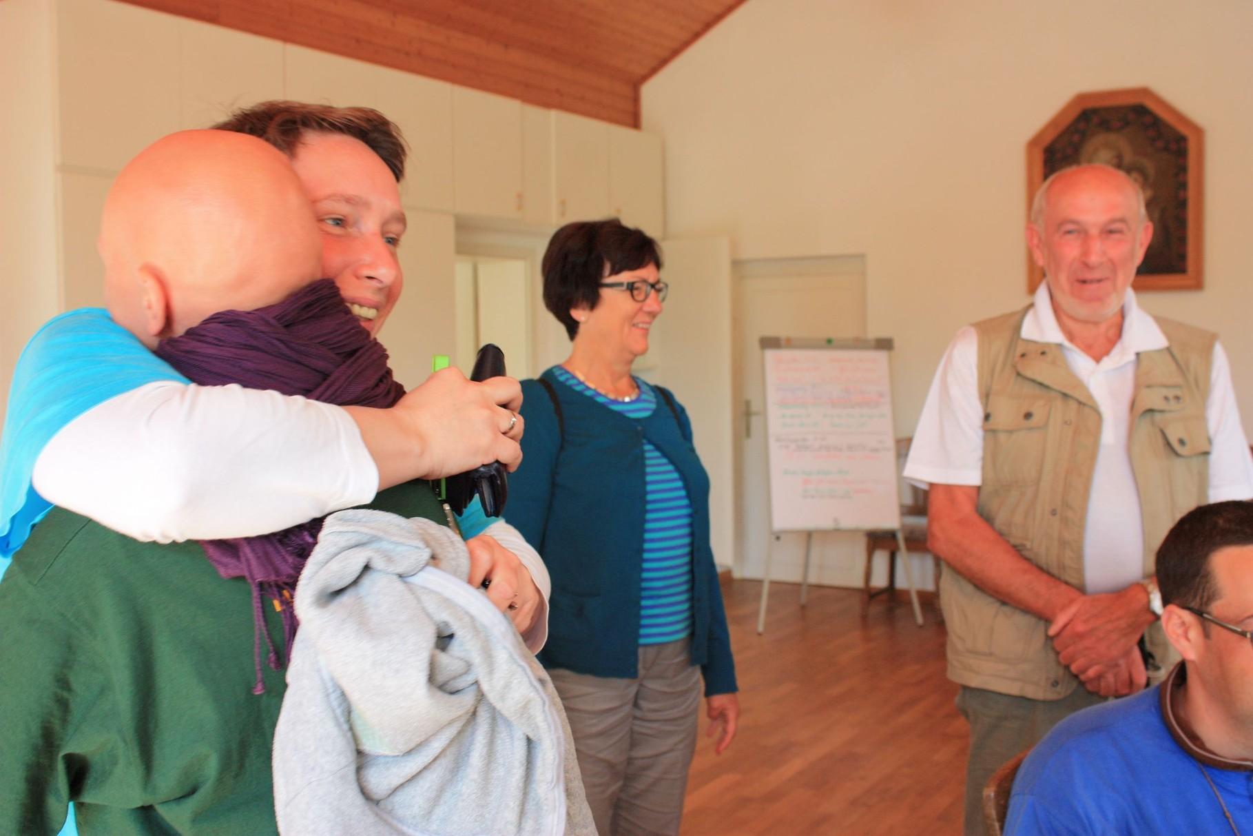 Überraschender Besuch aus Bad Belzig!